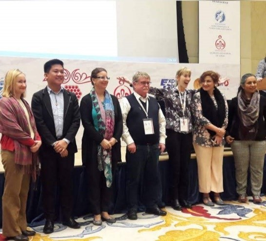 WFTGA Training Committee 2019 to 2021